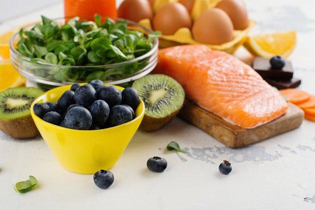 Jídelníček významně ovlivňuje zdraví očí