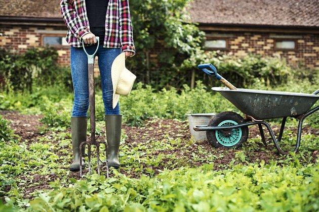 Jarní zahradničení je radost