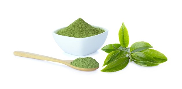 Velmi prospěšné látky obsahuje zelený čaj.