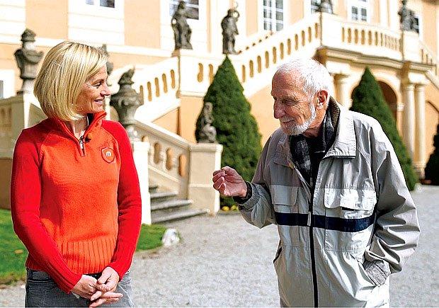 Simona Tancerová s Václavem Větvičkou