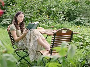 Zahrada je kouskem naší vlastní přírody, kterou si přetváříme podle našich představ
