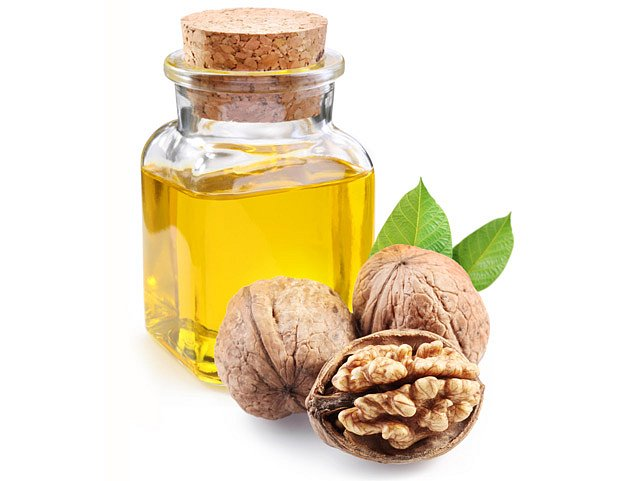 ořechový olej