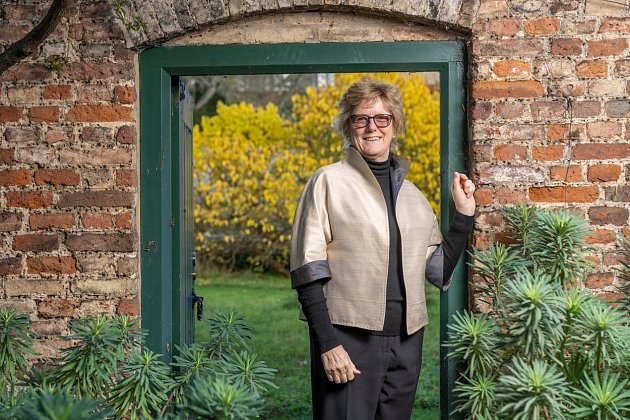 Sally Daviesová z univerzity v Cambridge