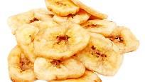 sušený banán