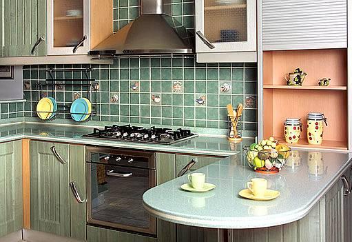 kuchyně po babičce