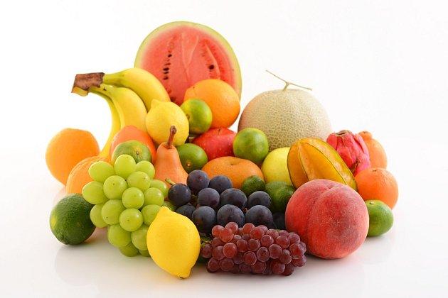 Ovoce je zdravé, ale...