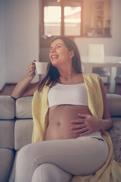 Rooibos je skvělou volbou v těhotenství.