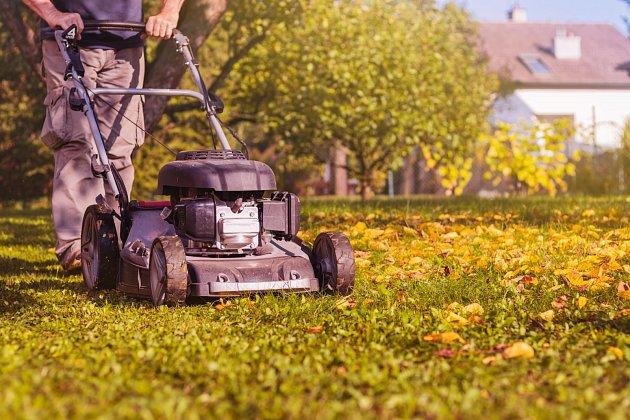 Nejlepší čas přihnojit trávník je teď!