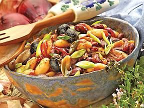 Fazolový salát