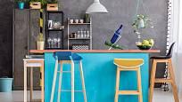 S rozčleněním prostoru pomohou i barvy