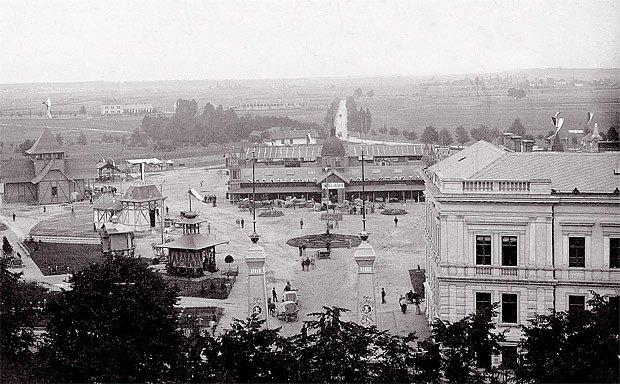 Hradec Králové, 1894