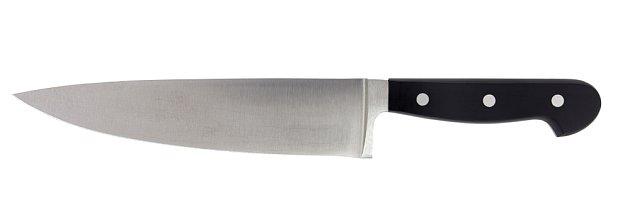 Nůž šéfkuchaře budete v ruce držet každý den.