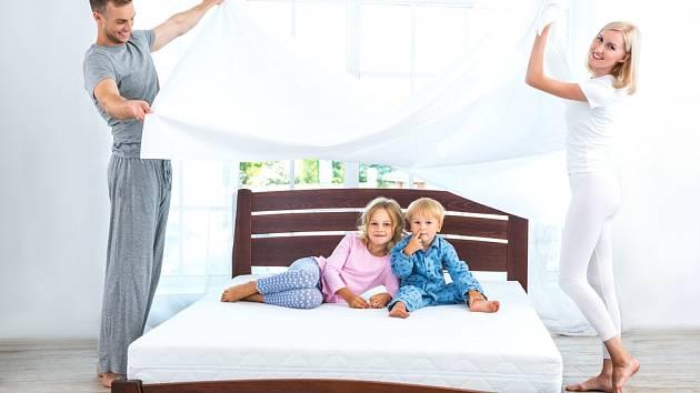 O tom, že kvalitní matrace zajišťuje plnohodnotný spánek, už nikdo nepochybuje.