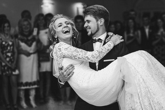 Zatoužila jsem po letech být tak štíhlá jako při svatbě.