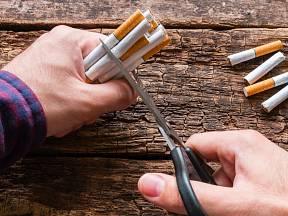 Jak se nezbláznit při odvykání kouření?