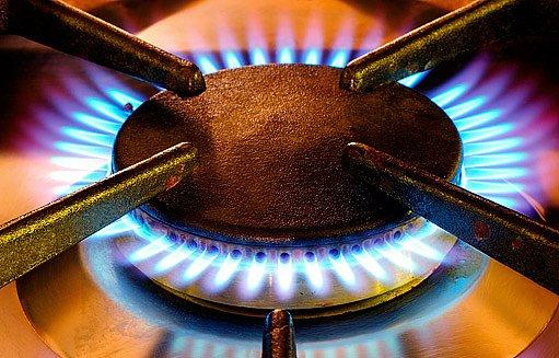 spaliny z plynového vařiče