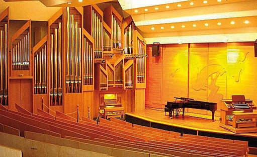 varhany jsou využívány i v orchestrech