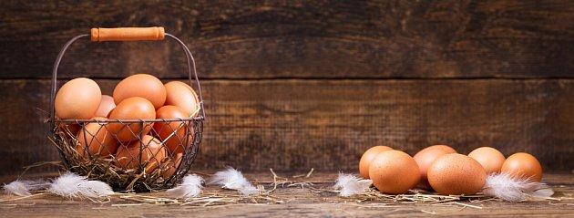 Pochutnejte si na čerstvých vejcích z volného chovu