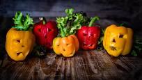 Jestli si netroufáte na dýni, zkuste papriky.