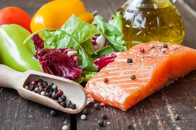 Středomořská strava posílí organismus.