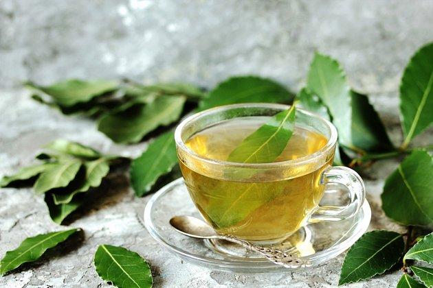 Vavřín můžete konzumovat v podobě lahodného čaje.