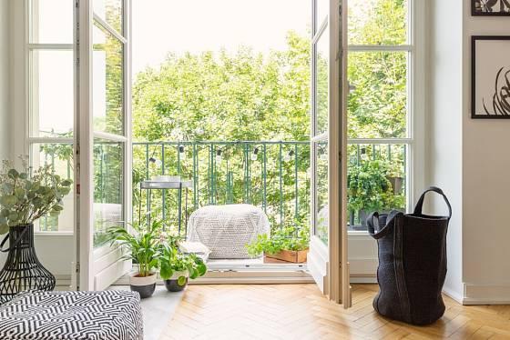 Balkon má většina z nás po ruce, tak proč jej dostatečně nevyužít!