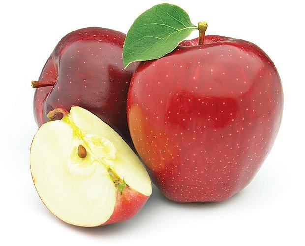 tradičním lidovým lékem na průjem jsou jablka díky obsahu pektinu