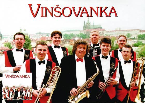 Chybět nebude ani oblíbená kapela Vinšovanka.