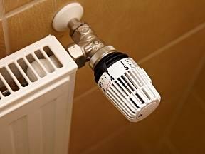 Dobrým řešením pro rozumné topení jsou termostatické ventily.