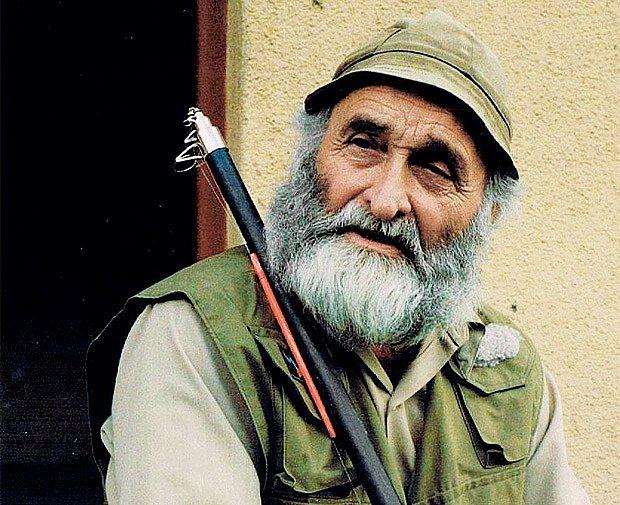 Hugo Pavel, bratr Oty Pavla, autora nezapomenutelných příběhů o rybaření