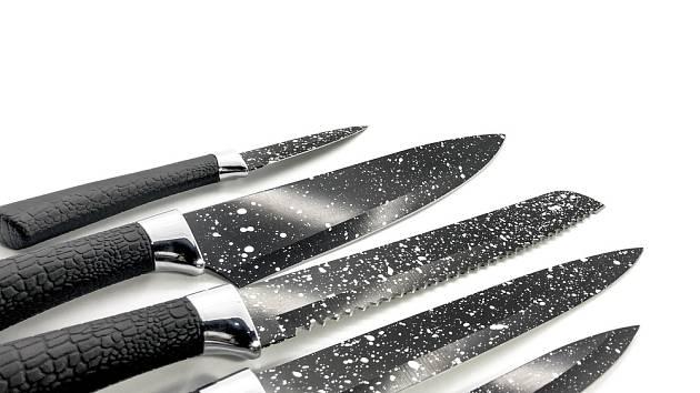 Kuchyňské nože vyžadují péči. Broušení je základem.