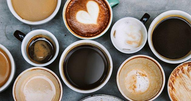 Káva má mnoho podob.