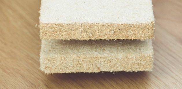 izolační materiál z konopných vláken