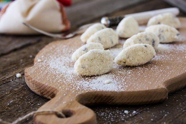Ricottové gnocchi jsou mnohem lehčí než ty z brambor.