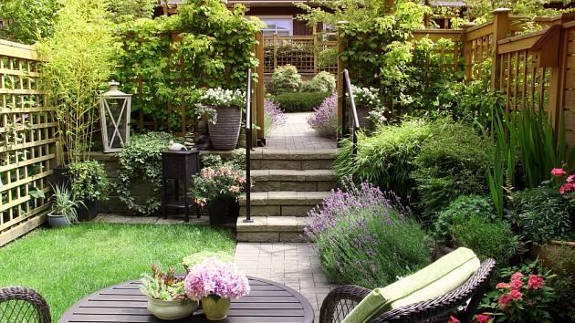 Zahrady byly součástí lidského života od nepaměti