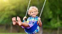 Houpavý pohyb milují hlavně děti.
