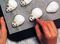 kokosové myšky