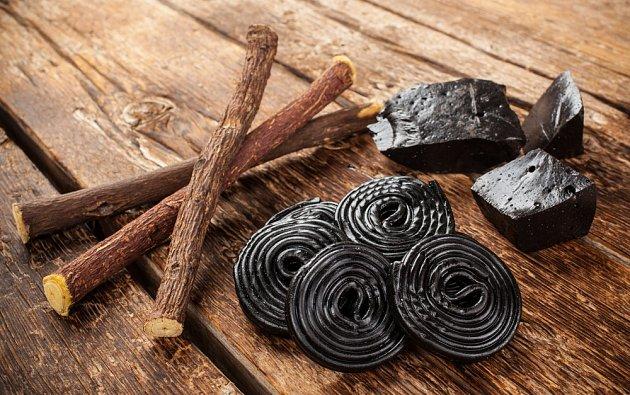 Kořeny lékořice a produkty z něj vyráběné mohou pomoci při nízkém tlaku.