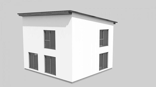 Střecha pultová