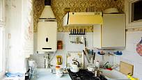 stará kuchyně