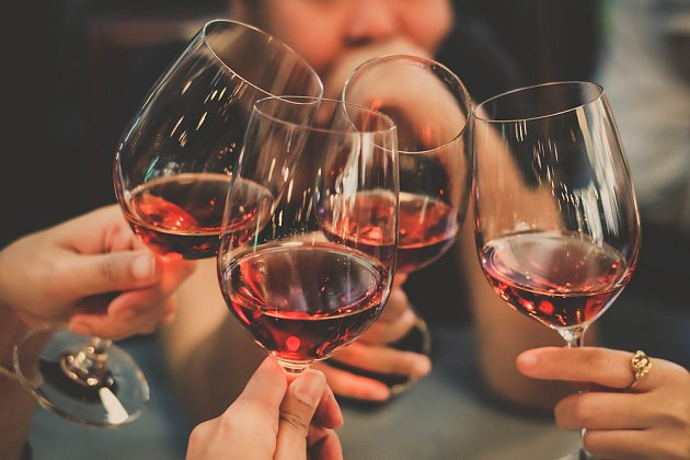 Víno uchováte na slavnostní příležitost