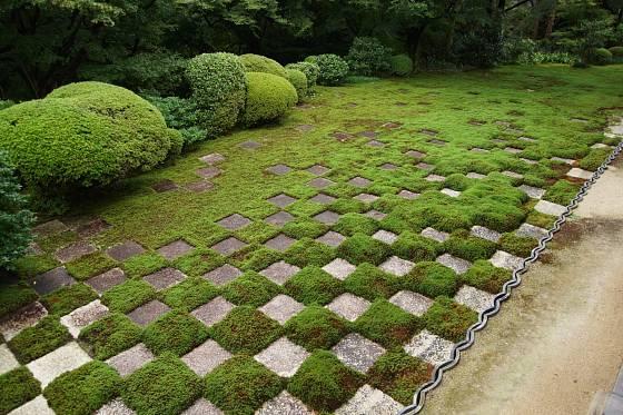 Zenová zahrada Tofuku-ji