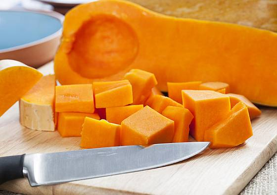 máslová dýně (Butternut)