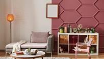 Vylepšit obývací pokoj můžete i za hubičku.