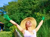 Chcete-li být šťastní, staňte se zahradníky.