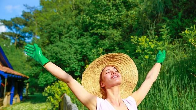 Chcete-li být šťastní, staňte se zahradníky!