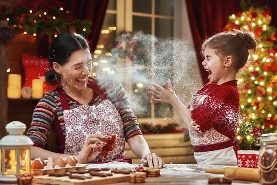 Adventní čas je nejlepší trávit s rodinou