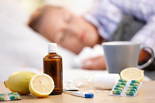 chřipka má rychlý nástup