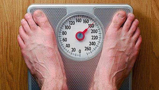 Velká váha zbytečně zatěžuje klouby