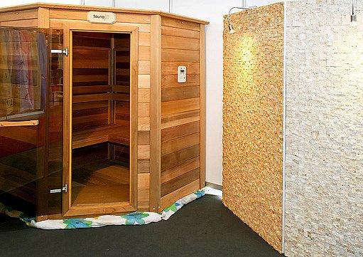 vnitřní sauny